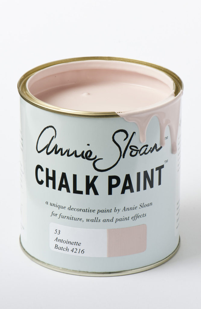 Antoinette by Annie Sloan Chalk Paint
